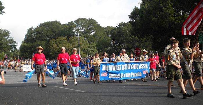 Northwest-hills-community-parade