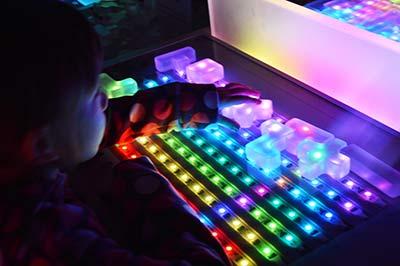 Thinkery light lab