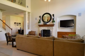 Steiner Ranch lease living room